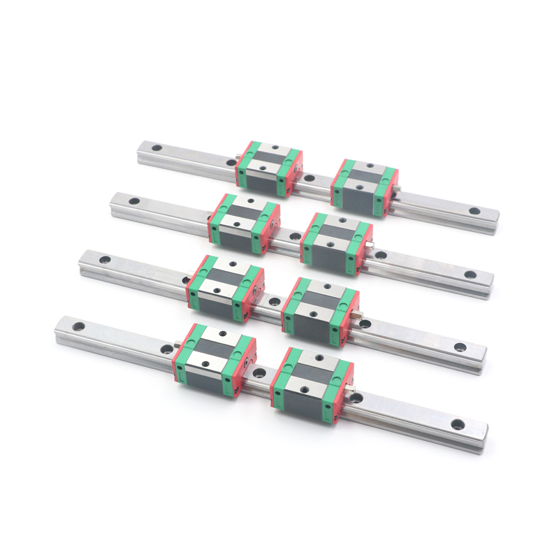 E2-QH Series Linear Guideways