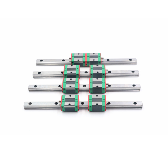 HGL-CA Series Linear Guideways for Linear Motion