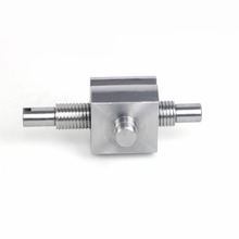 Low Friction 1402 Miniature Ball Screw with Custom Nut