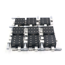 Xyz Table Slide Miniature Linear Stage for Surgical Robot