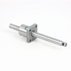 WKT High quality 10mm diameter Ball Screw MIF1004 for CT Machine