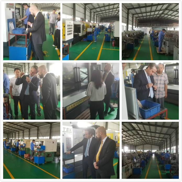ball screw manufactuer in China