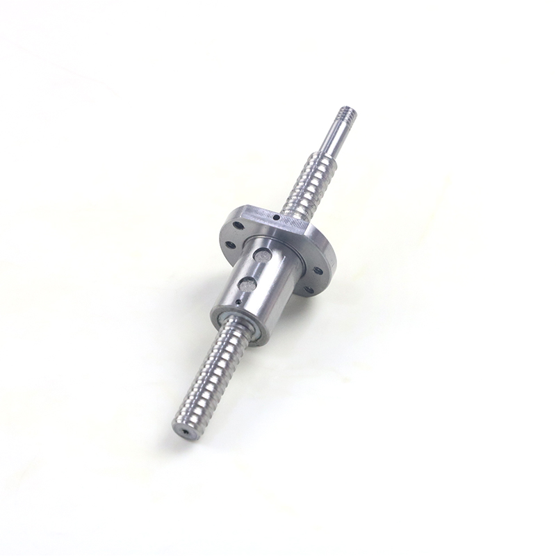 Diameter 10mm pitch 3mm miniature ball screw for test equipment